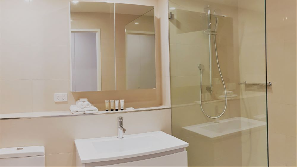 Junior Summit Suite - Buller Holidays Apartments