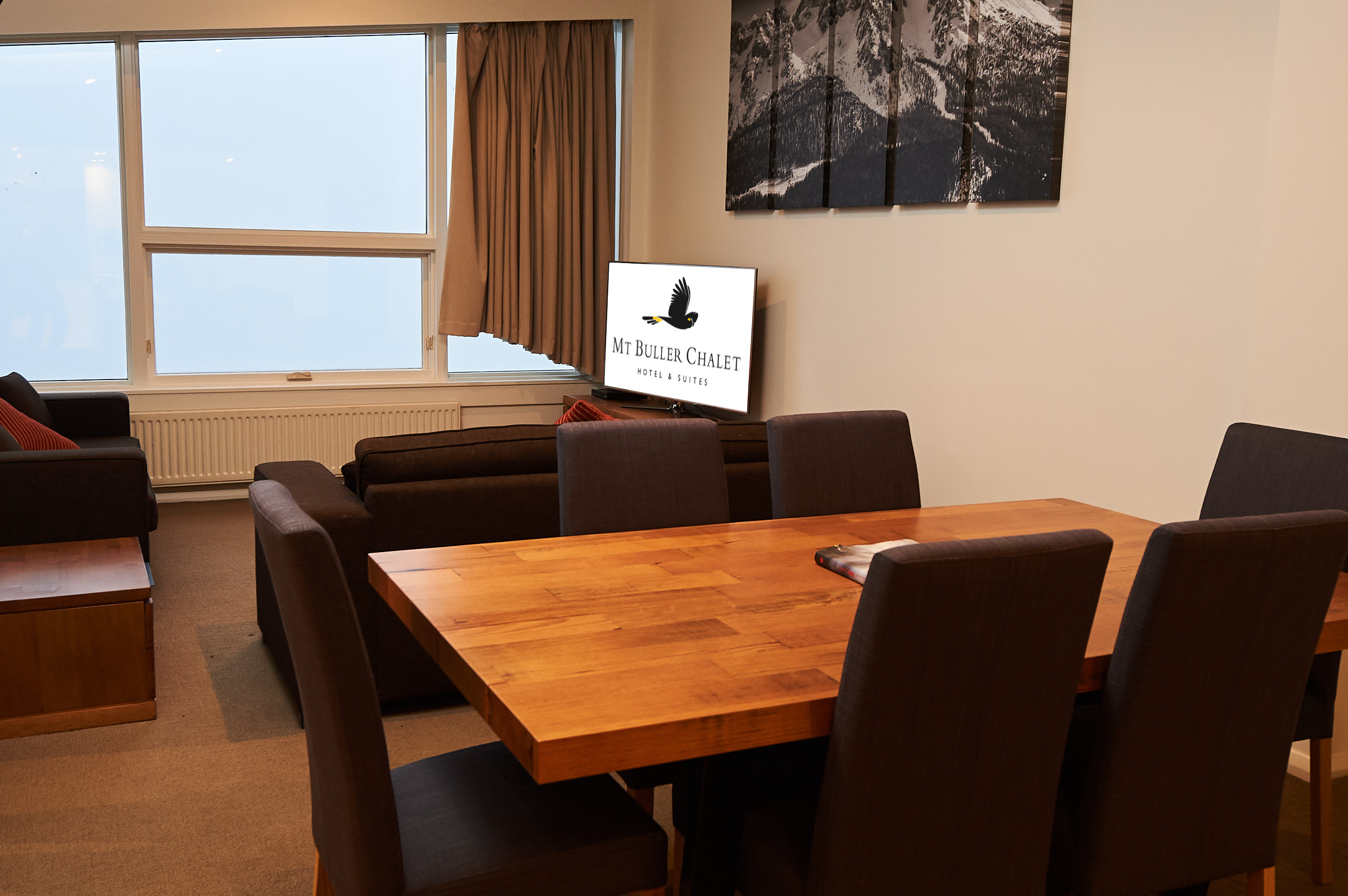 The Tirol Suite - Buller Holidays Apartments